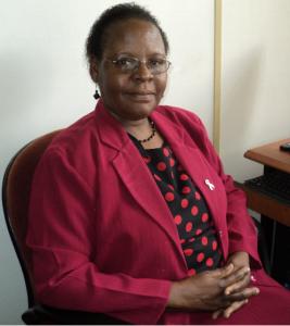 Mrs. Enid Mwebaza